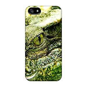 Defender Case For Sam Sung Note 2 Cover , Crocodile Dangerous Eyes Pattern