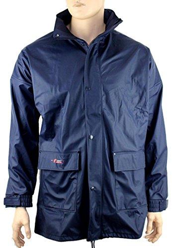 Marine Norway con colores lluvia nbsp;– capucha chaqueta de PU nbsp;Varios qxz1Hq