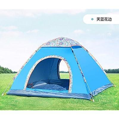 Zhudj Field tentes de camping, Lampes, Lampes, vintage Home automatique  tentes, manteaux, la pêche, le camping, tentes, Bleu 70f4dd76988b