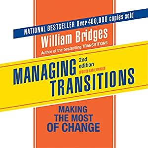 Managing Transitions Audiobook
