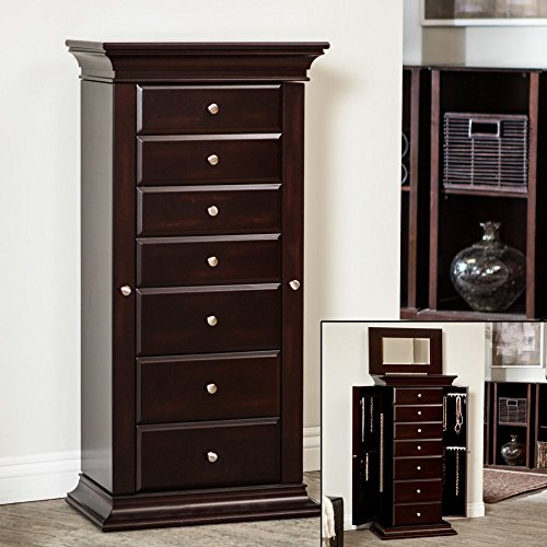 Belham Living Harper Jewelry Armoire by Belham Living