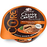 Wellness CORE Chunky Centers Natural Grain Free We...