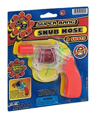 Ja-Ru #923 Snub Nose Cap Gun]()
