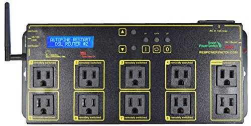 Web Power Switch Pro Model by DIGITAL LOGGERS