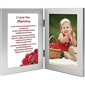 Amazon Merry Christmas Mommy Gift Poem In Xmas Design From