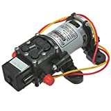 12V DC 4L/Min 100PSI High Pressure Diaphragm Water Pump.