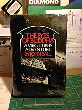 book cover of The Eyes Of Buddha
