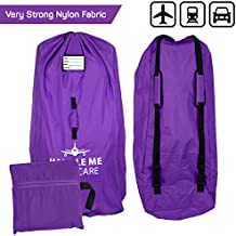 Stroller Travel Bag for Airplane Gate Check in - Large Standard or Double Stroller