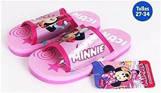Chaussures été fille Minnie–Taille E2–Taille E2 IDEALCASA KIDS