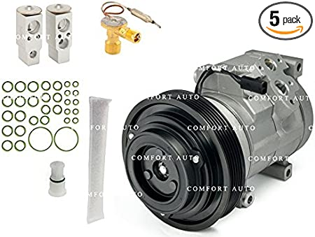 Brand New AC A//C Air Conditioning Service Kit Fits 2003-2006 Acura MDX V6 3.5L