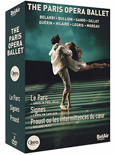 Paris Opera Ballet Box Set [DVD] [Import] B0044FEZAS