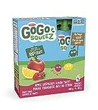 GoGo squeeZ Fruit Sauce, Apple Rasberry Lemon Twist, 360g