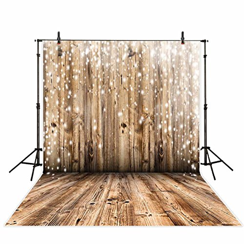 Funnytree 5x7ft Vinyl Photography Background Backdrops giffiti wall board child baby shower photo studio prop photobooth (Photo Booth Wedding Backdrop)