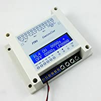 KNACRO PTR4-IND Controller 4-Way Time Relay DC6-40V 0.1s~9999m adjustable Run independently/in turn