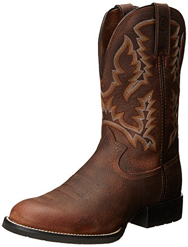 UPC 745515193747, Tony Lama Men's RR3214-Pitstop 11 Inch Work Boot,Brown,9.5 D US