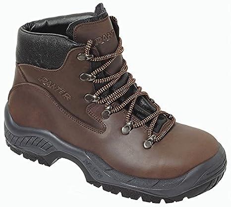 Panter 3260 Plus Calzado de seguridad, color marrón, talla