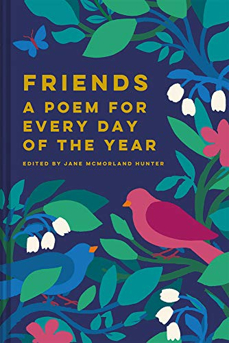 Book Cover: Friends: A Poem for Every Day of the Year