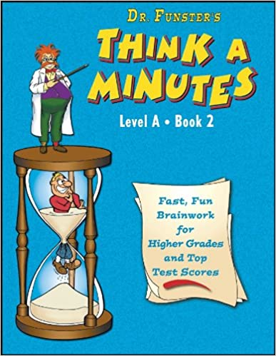 Descargar audiolibros gratis en formato mp3 Dr. Funster's Think-A-Minutes, Level A Book 2 PDF ePub MOBI