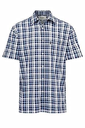 Champion - Camisa Casual - para Hombre Azul Azul XX-Large  Amazon.es ... 55e1fd0f810