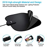 HDTV Antenna 130+Miles Long Range Indoor Digital HDTV Antenna with 2019 Newest Amplifier Signal Booster USB Power Supply and 16.5 Feet Highest Performance Coaxial Cable