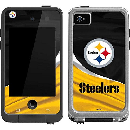 NFL Pittsburgh Steelers LifeProof fre iPod Touch 4th Gen Skin - Pittsburgh Steelers