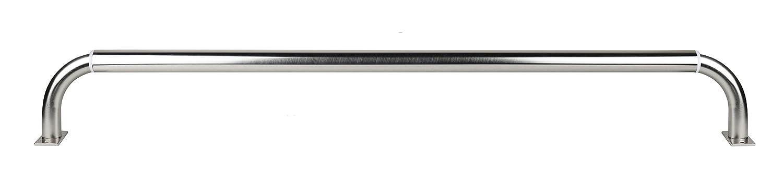 激安通販 Meriville 驚きの値段で 直径1インチ 巻き付け 遮光カーテン用ロッド 28