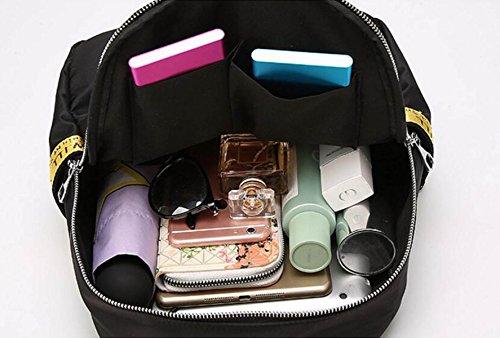 LQABW Frauen-Rucksack-neue Zufällige Art- Und Weisereise-Kursteilnehmer-Beutel-Handtasche Daypack-Schulter-Beutel