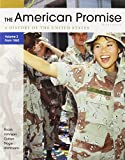 American Promise 5e V2 and Reading the American Past 5e V2, Roark, James L. and Johnson, Michael P., 1457615746