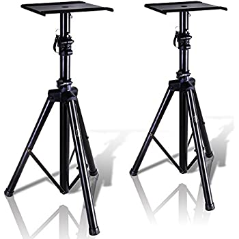 Amazon Com On Stage Sms6000 Adjustable Monitor Stands