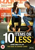 10 Items or Less [DVD] [2006]
