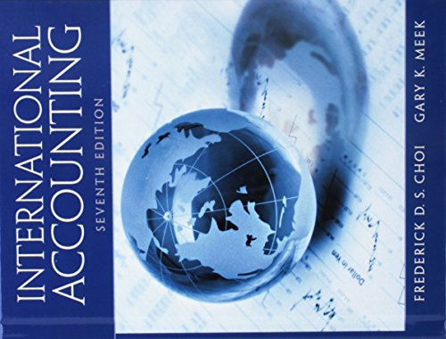 International Accounting (7th Edition)