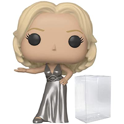Funko TV: Wheel of Fortune - Vanna White Pop! Vinyl Figure (Includes Compatible Pop Box Protector Case): Toys & Games