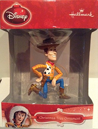 Disney Toy Story Woody Christmas Ornament (02877) (Christmas Toy Ornament Story)