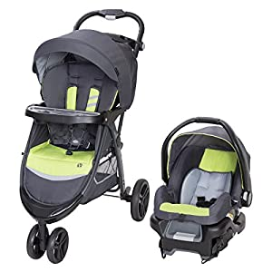 Baby Trend Skyline 35 Travel System, Keen Green