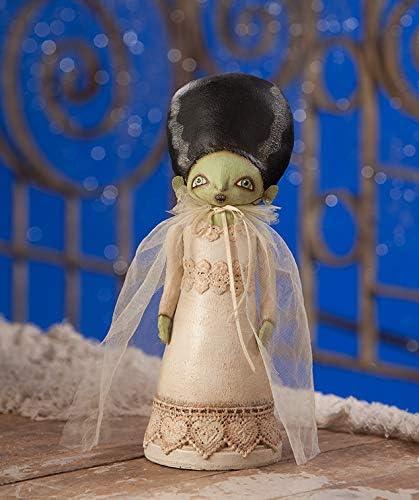Frankie s Bride by Robin Seeber Halloween Figurine Frankenstein