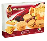 Walkers Shortbread Scottish Biscuits for Cheese, 8.8-Ounce Boxes...