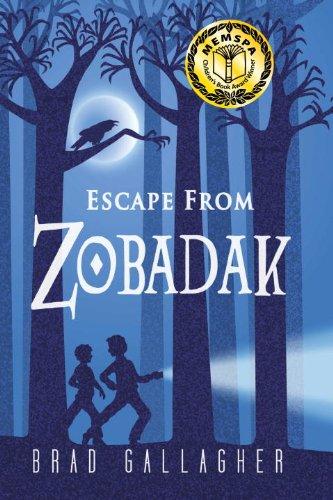 Read Online Escape from Zobadak pdf