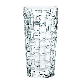 Nachtmann Dancing Stars Bossa Nova Crystal Double Old Fashion Glasses by Riedel Glassworks 44 Set of 2 Bossa Nova Long Drink Glasses Nachtmann - The Lifestyle Division of Riedel Glass Works Capacity: 12-1/6 oz