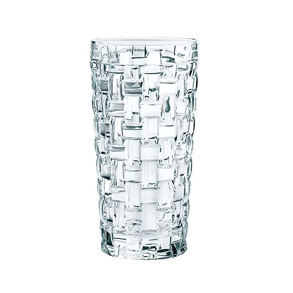 Nachtmann Dancing Stars Bossa Nova Crystal Double Old Fashion Glasses by Riedel Glassworks 1 Set of 2 Bossa Nova Long Drink Glasses Nachtmann - The Lifestyle Division of Riedel Glass Works Capacity: 12-1/6 oz
