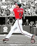 Freddie Freeman Atlanta Braves 2013 MLB Spotlight Action Photo 8x10