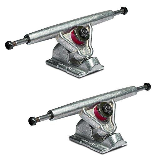 Randall RII, RIII & DH Longboard Trucks [All Sizes/Angles] (RIII (Raw), 180mm/50°) ()