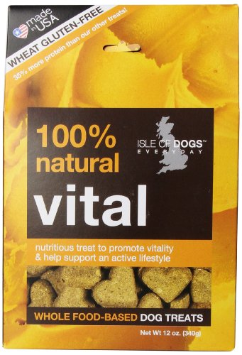 Isle of Dogs 100-Percent Natural Vital Dog Treat