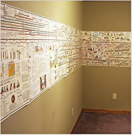 Adams Synchronological Chart Or Map Of History Historical Timeline - Historical wall maps