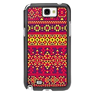 GJYWeave Pattern Hard Case for Samsung Galaxy Note 2 N7100