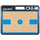 Sport Write Write Basketball Dry Erase Board (with Half-Court Feature)