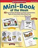 Mini-Book of the Week, Maria Fleming, 0439059216