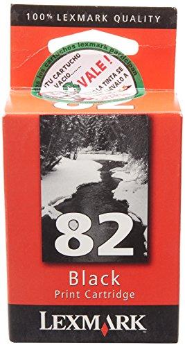 Lexmark 82 Ink Cartridge - Black (18L0032)