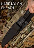 SOG Fixed Blade Knives with Sheath - SEAL Team