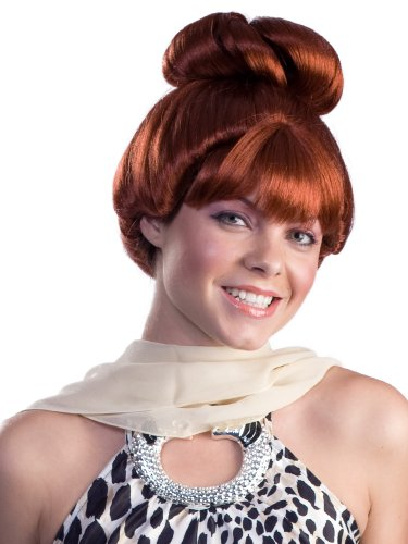 Enigma Wigs Women's Mrs. Flints, Auburn, One Size