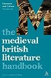 Medieval British Literature Handbook, Kline, 0826494080